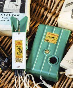 Über die Geschichte elektronischer Bissanzeiger